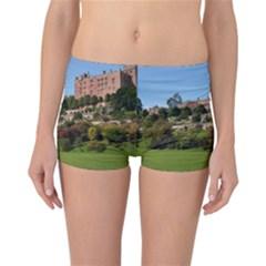 POWIS CASTLE TERRACES Reversible Boyleg Bikini Bottoms by trendistuff