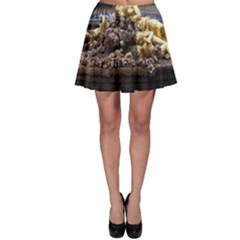 Palace Of Versailles 3 Skater Skirts by trendistuff