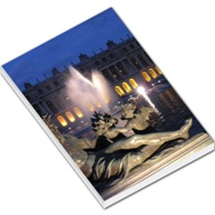 Palace Of Versailles 2 Large Memo Pads by trendistuff