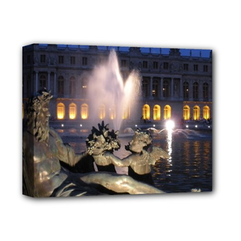 Palace Of Versailles 2 Deluxe Canvas 14  X 11  by trendistuff