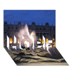 Palace Of Versailles 2 Hope 3d Greeting Card (7x5)  by trendistuff