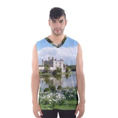 LEEDS CASTLE Men s Basketball Tank Top by trendistuff
