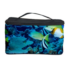 Fr Frigate Shoals Cosmetic Storage Cases by trendistuff