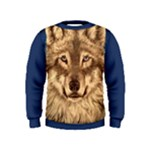 Wolf Kid s Sweatshirt