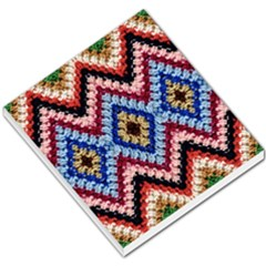 Colorful Diamond Crochet Small Memo Pads by Costasonlineshop