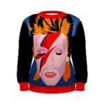 bowie womens sweatshirt - Women s Sweatshirt