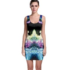 Space Cosmos Black Blue White Red Bodycon Dresses
