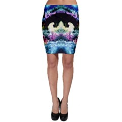 Space Cosmos Black Blue White Red Bodycon Skirts by Costasonlineshop