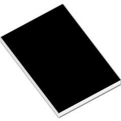 Black Gothic Large Memo Pads