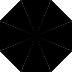 Black Gothic Hook Handle Umbrellas (Medium) by Costasonlineshop