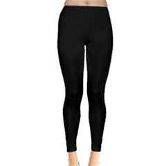 Black Gothic Women s Leggings by Costasonlineshop