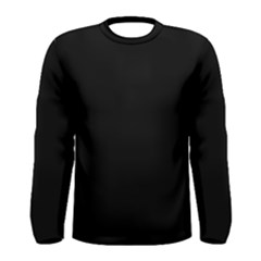 Black Gothic Men s Long Sleeve T Shirts by Costasonlineshop