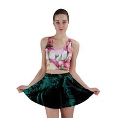 Palm Designs Mini Skirts by timelessartoncanvas
