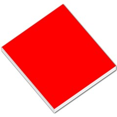 Trendy Red  Small Memo Pads