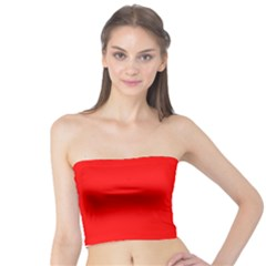 Trendy Red  Women s Tube Tops by Costasonlineshop