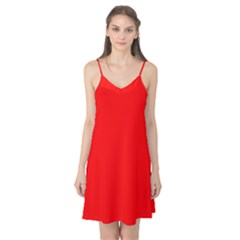 Trendy Red  Camis Nightgown by Costasonlineshop