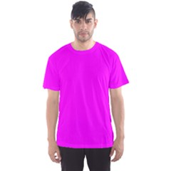 Trendy Purple  Men s Sport Mesh Tees by Costasonlineshop