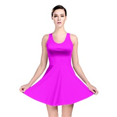 Trendy Purple  Reversible Skater Dresses by Costasonlineshop