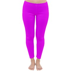 Trendy Purple  Winter Leggings  by Costasonlineshop
