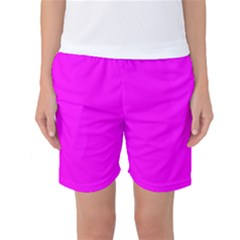 Trendy Purple  Women s Basketball Shorts by Costasonlineshop