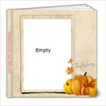 Thanksgiving 2014 con Ayton - 8x8 Photo Book (20 pages)