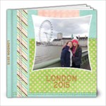 london - 8x8 Photo Book (20 pages)