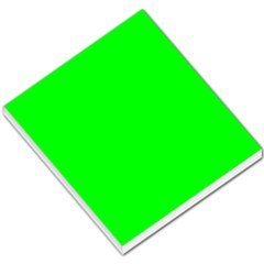 Cool Green Small Memo Pads by Costasonlineshop