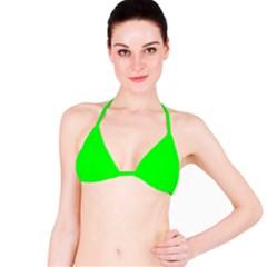 Cool Green Bikini Top by Costasonlineshop