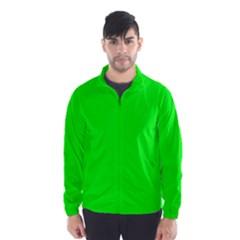 Cool Green Wind Breaker (men)