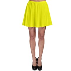 Beautiful Yellow Skater Skirt by Costasonlineshop