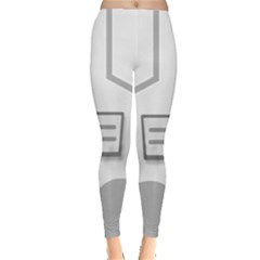 Miles From Tomorrowland Leggings  by rocketmommy