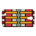 Rhombus and stripes pattern			Samsung Galaxy Mega 6.3  I9200 Hardshell Case View1