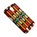 Rhombus and stripes pattern			Samsung Galaxy Mega 6.3  I9200 Hardshell Case View5