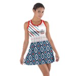 summer party - Cotton Racerback Dress