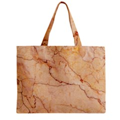 Stone Floor Marble Zipper Tiny Tote Bags by essentialimage
