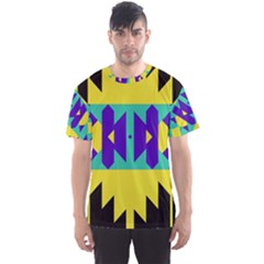 Tribal design Men s Sport Mesh Tee by LalyLauraFLM