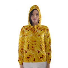 Fusilli By Sandi Hooded Wind Breaker (Women)