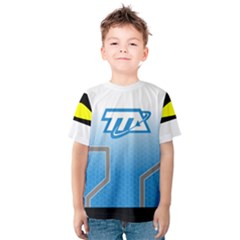 Miles From Tomorrowland Kid s Cotton Tee (with Shoulder Detail)