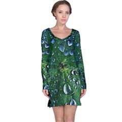 Morning Dew Long Sleeve Nightdress