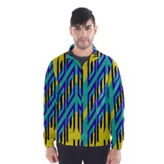 Tribal Angles Wind Breaker (men) by LalyLauraFLM