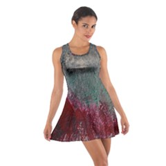 Metallic Abstract 1 Racerback Dresses