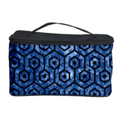 HXG1 BK-BL MARBLE Cosmetic Storage Cases by trendistuff