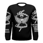 Above the Beyond band tshirt - Men s Long Sleeve Tee