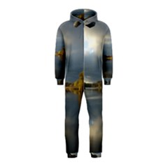 View   On The Lake Hooded Jumpsuit (kids)