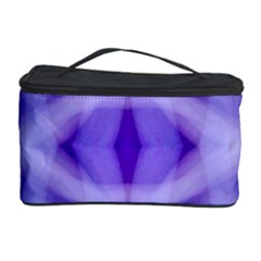 Beautiful Blue Purple Pastel Pattern, Cosmetic Storage Cases