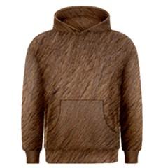 Orange Fur Men s Pullover Hoodie by timelessartoncanvas