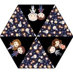 Future Boy and Friends Mini Folding Umbrella