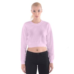GlassBead Women s Cropped Sweatshirt by maemae