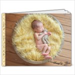 Newborn Kingsley - 11 x 8.5 Photo Book(20 pages)