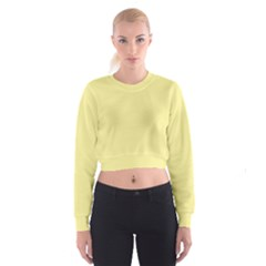 Team2_0004 Women s Cropped Sweatshirt by walala
